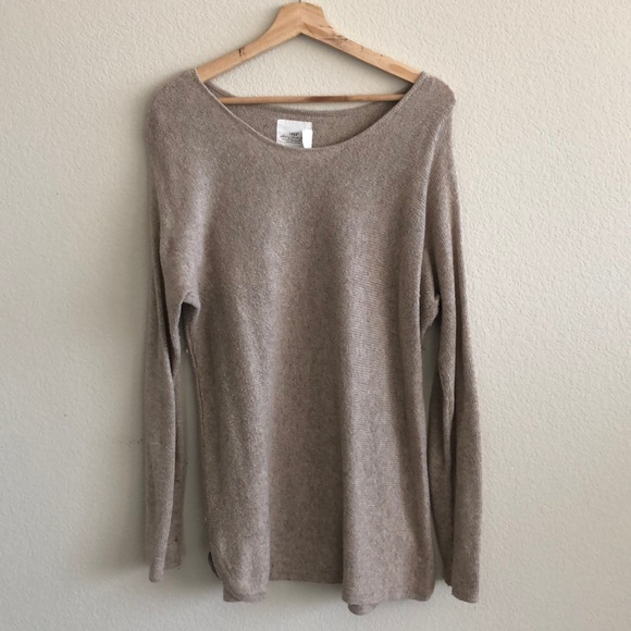 H&M Sweaters - EUC H&M Tunic Tan Sweater SZ Large